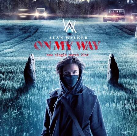 Alan Walker feat. Sabrina Carpenter ft. Farruko - On My Way