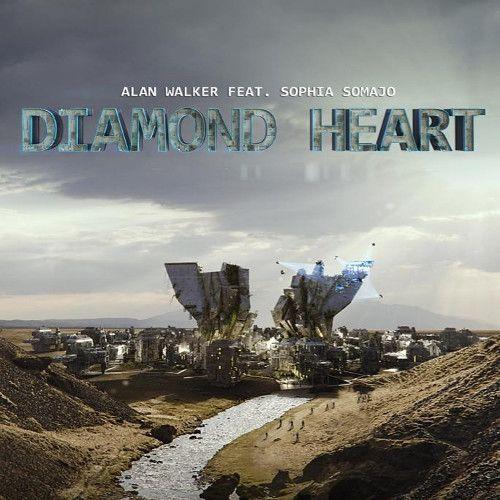 Alan Walker - Diamond Heart feat. Sophia Somajo