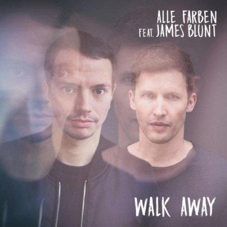 Alle Farben feat James Blunt - Walk Away