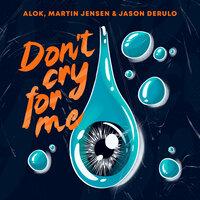 Alok feat. Martin Jensen & Jason Derulo - Don't Cry For Me