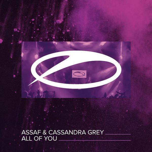 Assaf ft. Cassandra Grey - All Of You