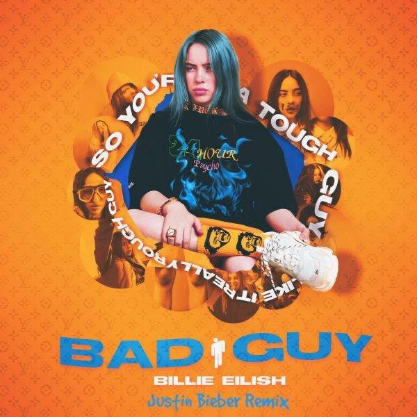 Billie Eilish feat. Justin Bieber - bad guy