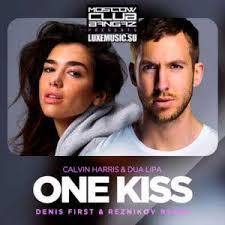 Calvin Harris feat. Dua Lipa - One Kiss