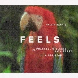 Calvin Harris feat. Pharrell Williams, Katy Perry, Big Sean - Feels