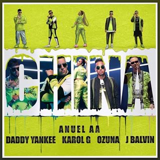 Daddy Yankee feat. J Balvin feat. Karol G, Ozuna, Anuel Aa, Tainy - China