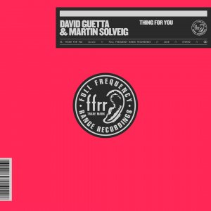 David Guetta feat Martin Solveig - Thing For You (David Guetta Remix)