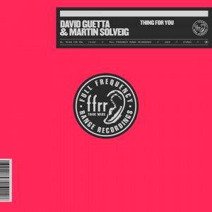 David Guetta feat Martin Solveig - Thing For You (Don Diablo Remix)