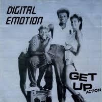 Digital Emotion - Get up, action