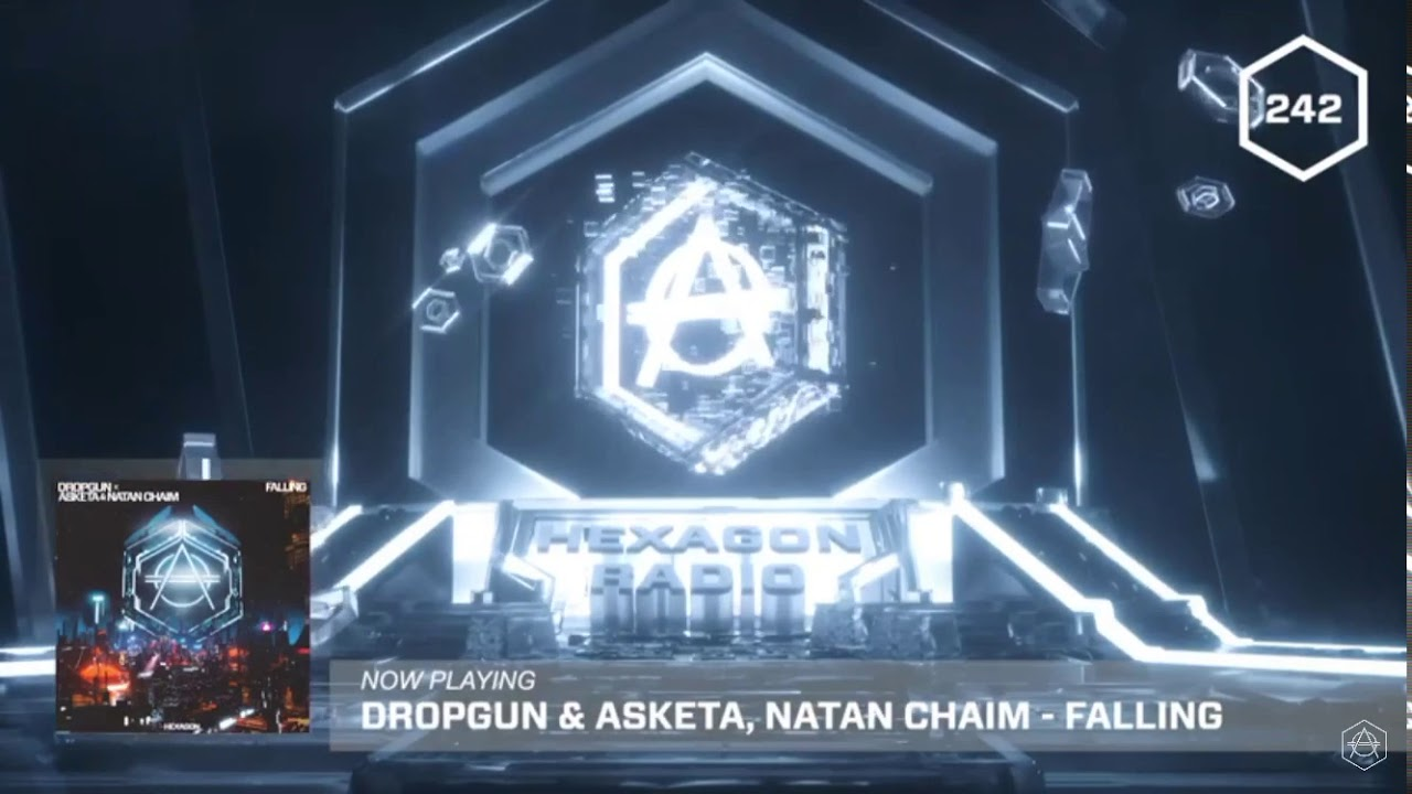 Dropgun feat. Asketa & Natan Chaim - Falling