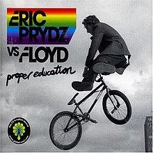 Eric Prydz Vs Floyd - Proper Education