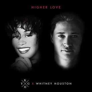 Kygo feat Whitney Houston - Higher Love