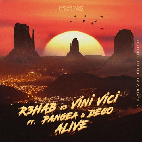 R3HAB feat. Pangea & Vini Vici feat. DEGO - Alive