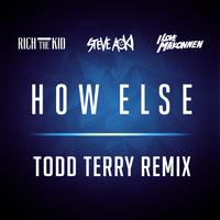 Steve Aoki feat. Rich The Kid & ILoveMakonnen - How Else (Todd Terry Remix)