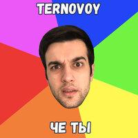 TERNOVOY - Чё ты