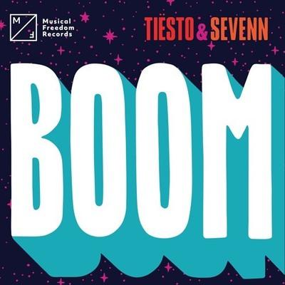 Tiësto ft. Sevenn - BOOM