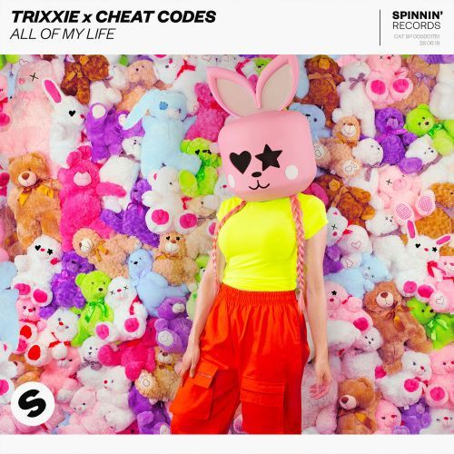 Trixxie x Cheat Codes - All Of My Life